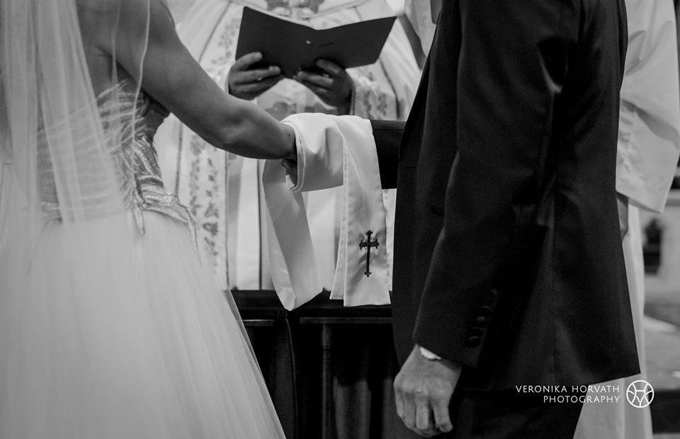 Templomi szertartás, eskütétel